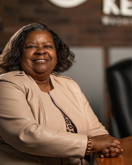 Kent City Councilmember Brenda Fincher