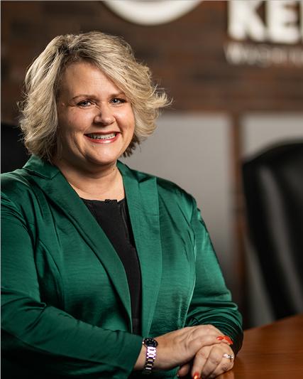 Mayor Dana Ralph serves as the City of Kent's CEO.