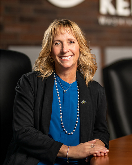 Kent City Councilmember Toni Troutner