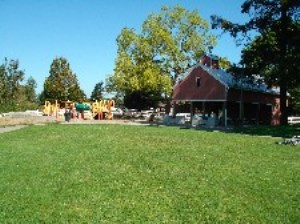 Chestnut Ridge Park Picnic Shelter Lawn Playground