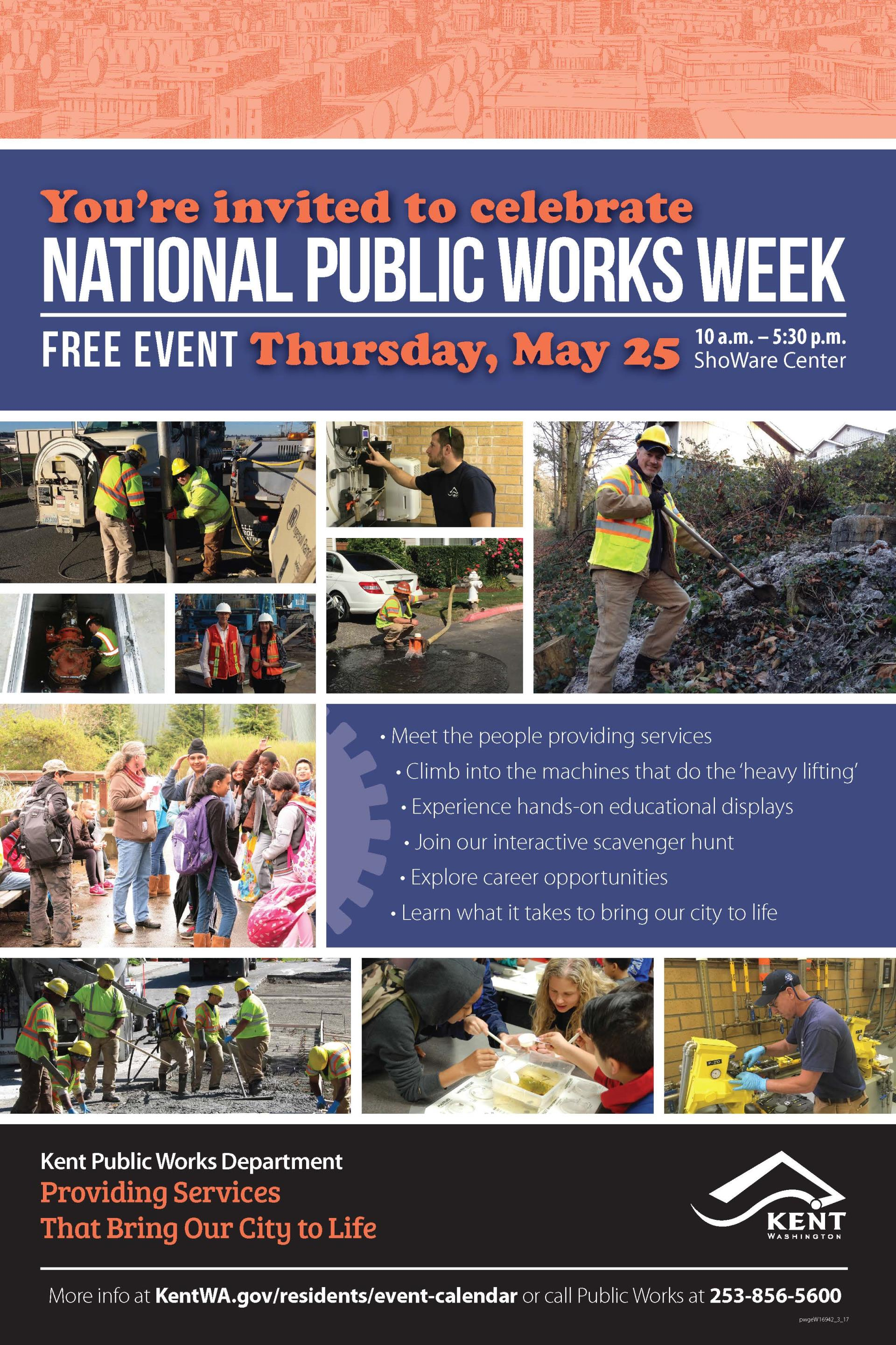 2017 National Public Works Week