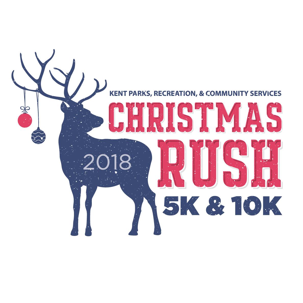 Christmas Rush Fun Run and Walk | City of Kent