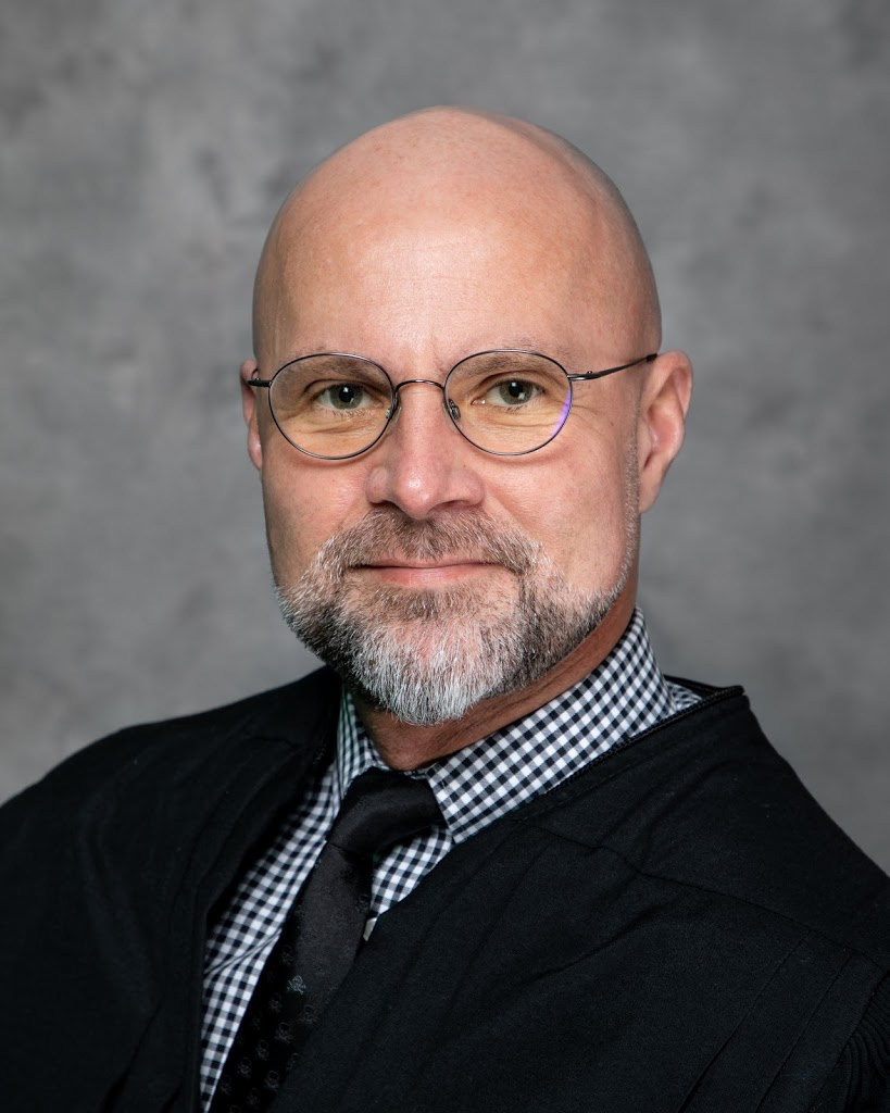 Kent Municipal Court Judge Michael Frans