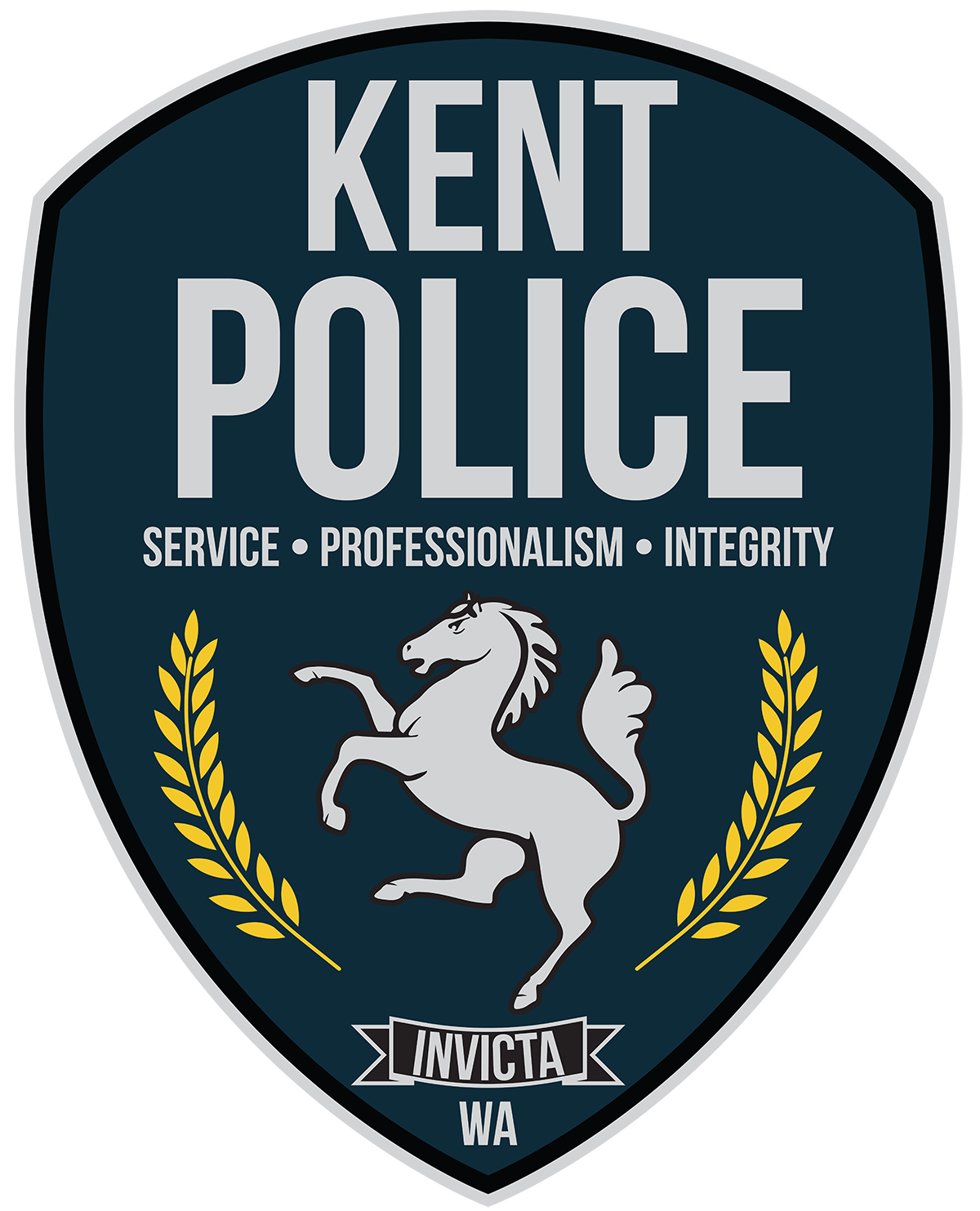 Kent Police honors two officers with lifesaving awards