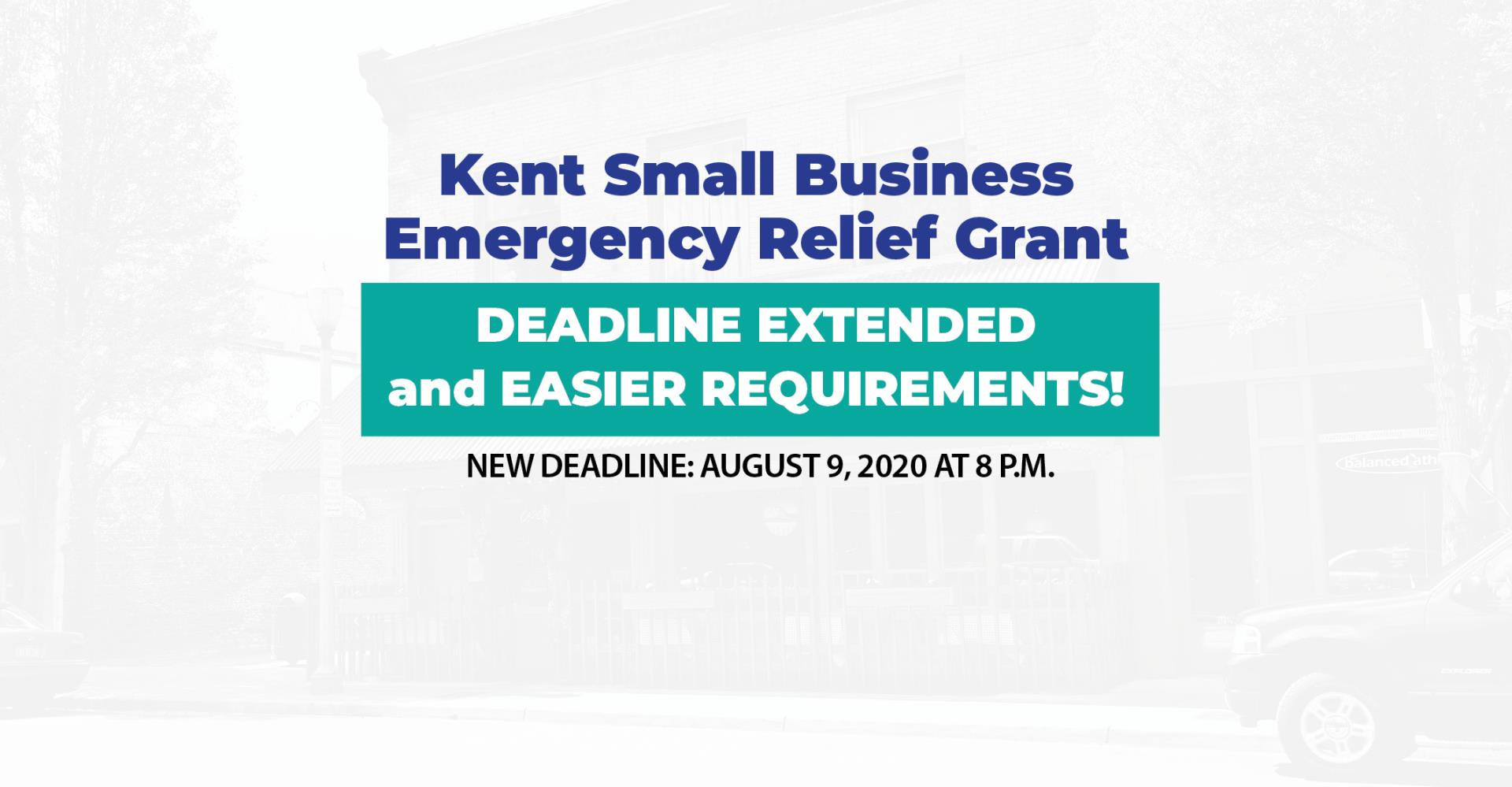 cded_101800_Small Business Grant Relief rotating Banner