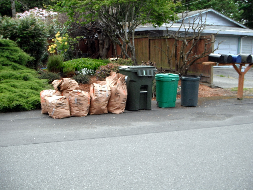 Spring-Fall Curbside Cleanup