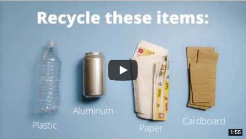 Republic Services Recycle Video