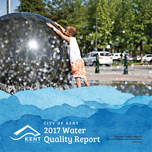 2016 Water Quality Report Cover