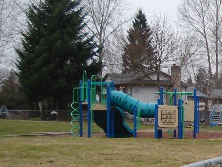Eastridge Park play equipment