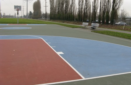 Kent Rotary Basketball Court