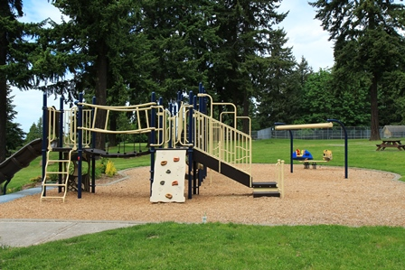 Turnkey play equipment