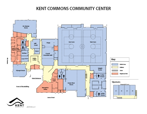 Parks And Recreation Facilities City Of Kent