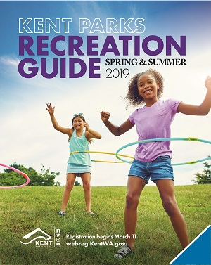Spring 2019 Recreation Program Guide PDF
