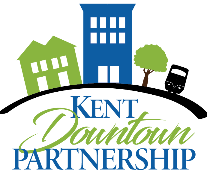 Kent Downtown Partnership logo