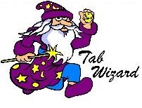 TabWizard Logo