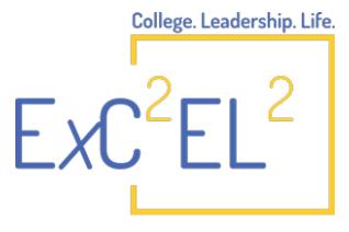 Excel Charter School logo