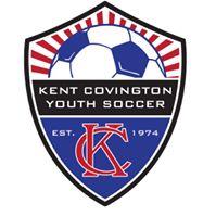 Kent Covington Youth Soccer logo