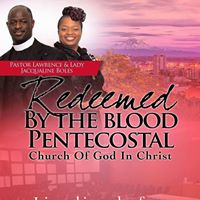 Redeemed by Blood Church logo