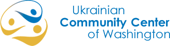 Ukrainian Community Ctr of WA logo